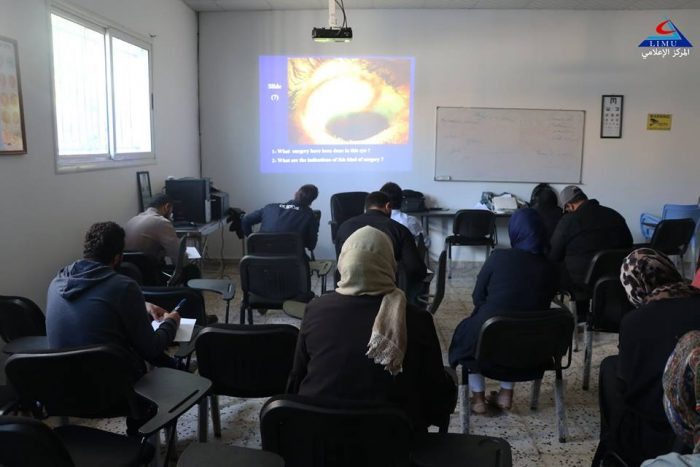 Medicine Faculty Conducted Their Fourth Year Students General Medicine Exam