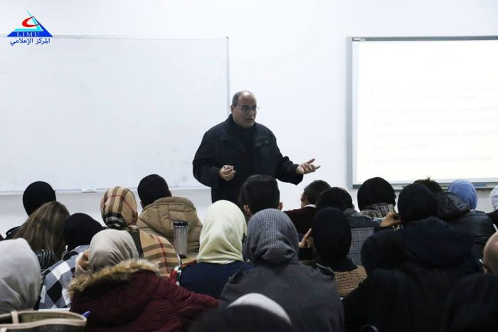 Dr Naser Elgambari a Faculty member at the faculty of medicine at LIMU  yesterday gave a lecture to 4th year medical students entitled History and  ... c0187af32c0