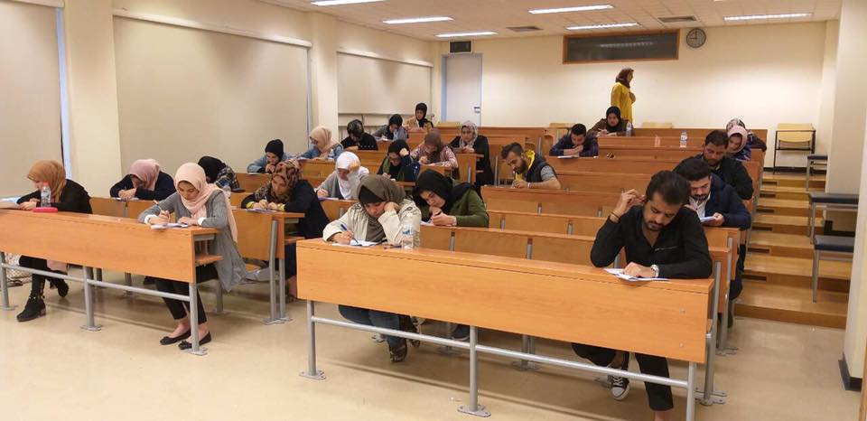 Faculty of Medicine Students Conduct Their Radiology Final Exam