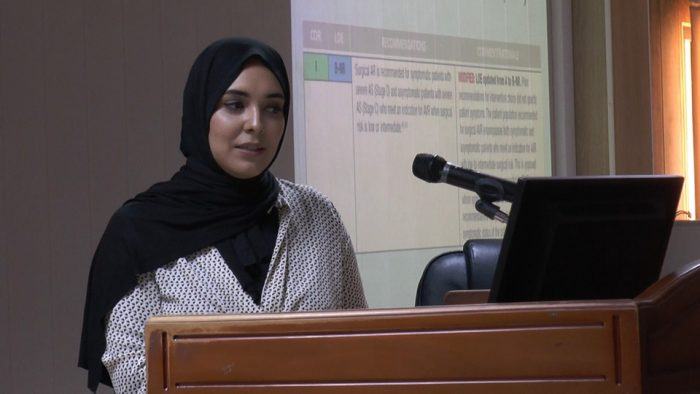 Faculty of Medicine Students host a Journal Club